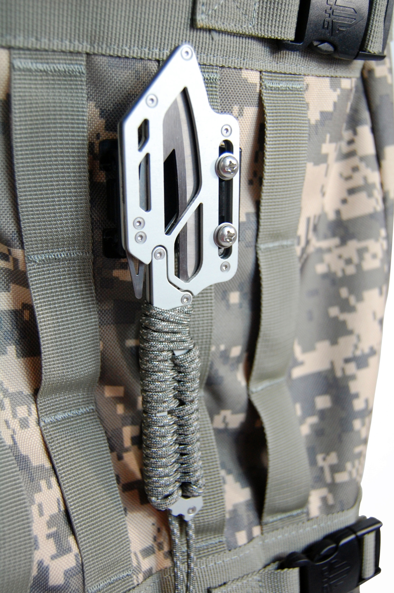 MOLLE Compatible and Angle Adjusts in 45 Degree Increments