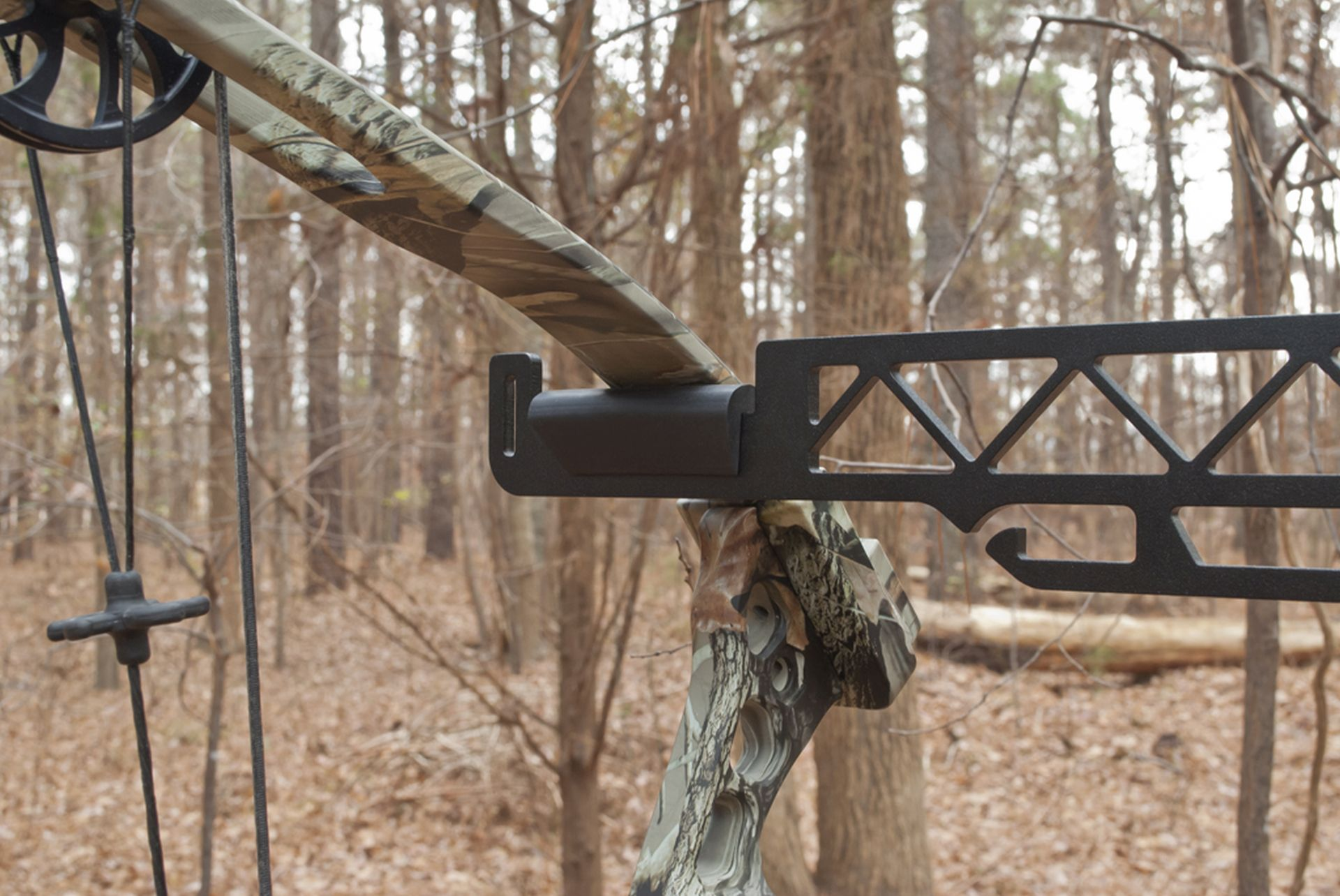 Hunter's Friend Bow / Rifle Rest for Deer Hunters and Bow Hunters