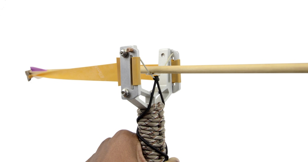 Slingshot, Y-Shot Arrow Rest