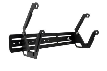 Locking Rifle Rack, Adjustable