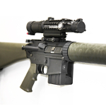 AR-15 Wall Mount
