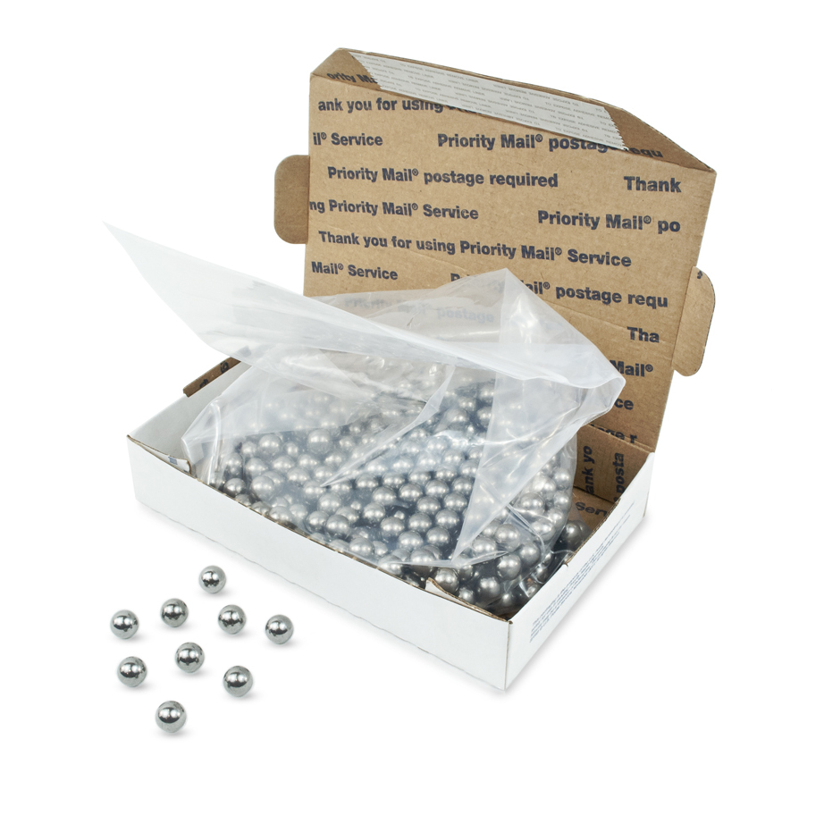 "Bulk ammo - 1/2"" Steel Ball - 450 Pieces"