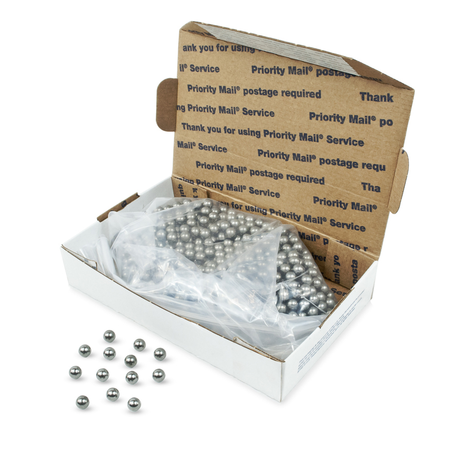 "Bulk ammo - 3/8"" Steel Ball - 1000 Pieces"