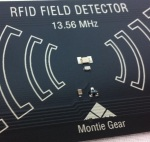 13.56MHz RFID Field Detector - ISO 14443